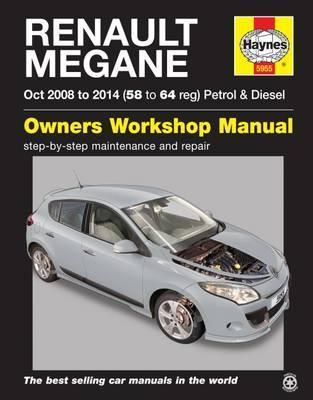 Renault Megane Petrol & Diesel 2008-14