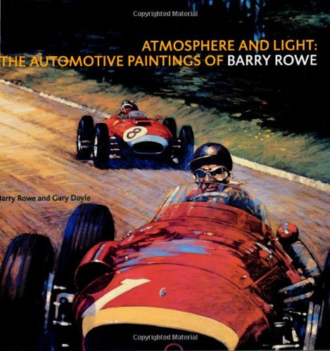 Atmosphere and light: Barry Rowe