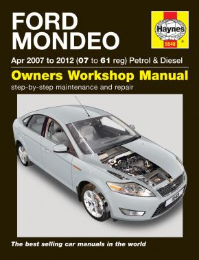 Ford Mondeo Gasolina & Diesel 2007-12