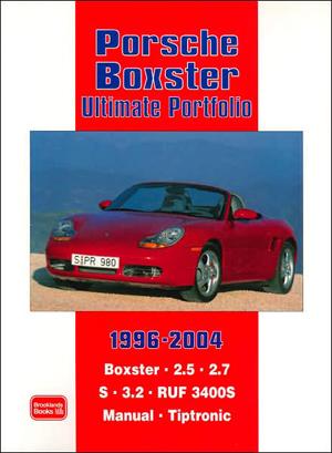 Porsche Boxter Ultimate Portfolio 1996-2004