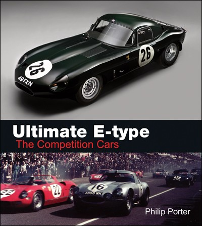 Jaguar E-type - The Competition Cars