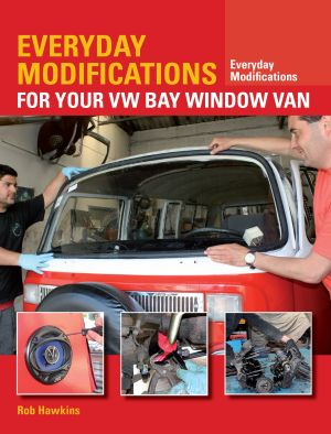 VW Bay Window camper van -  Everyday Modifications