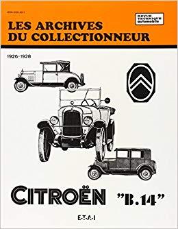 Citroen B14 1926-28 (AC 15 )