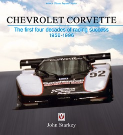 Chevrolet Corvette: The first four decades of racing success 1956-1996