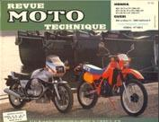 F053 Honda MBX/MTX 125/200 83-87 Guzzi 850/1000