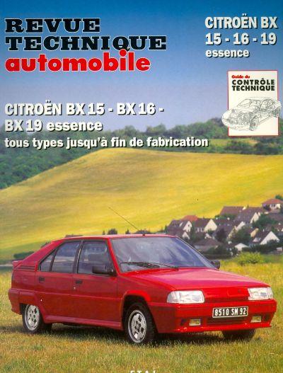Citroën BX 15, 16 et 19 1982-fin fabric RTA702