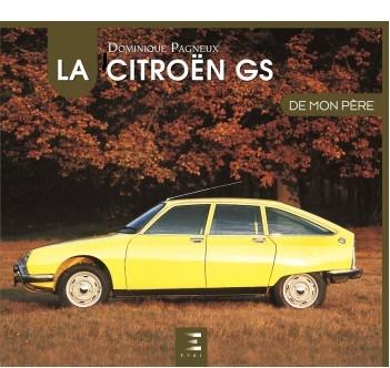 La Citroen GS de Mon Père