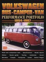 Volkswagen Bus - Camper - Van 1954-67