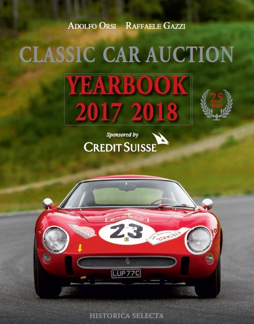 Classic Car Auction 2017-2018 Yearbook