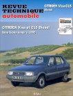 Citroen Visa D/C15D 1984-95 RTA470