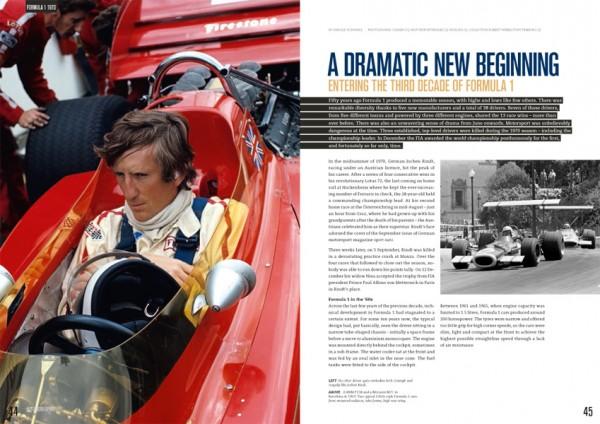 Formula 1 Season 1970 (Vol 24 Automobilsport)