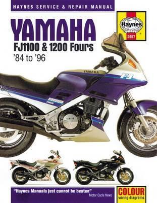Yamaha FJ1100 & 1200 Fours 84-96