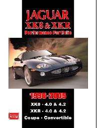 Jaguar XK8 & XKR Performance Portfolio 1996-2005