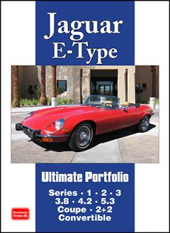 Jaguar E Type Ultimate Portfolio 1961-75