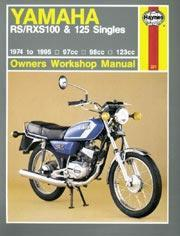 Yamaha RS/RXS 100 & 125 Singles 1974-95