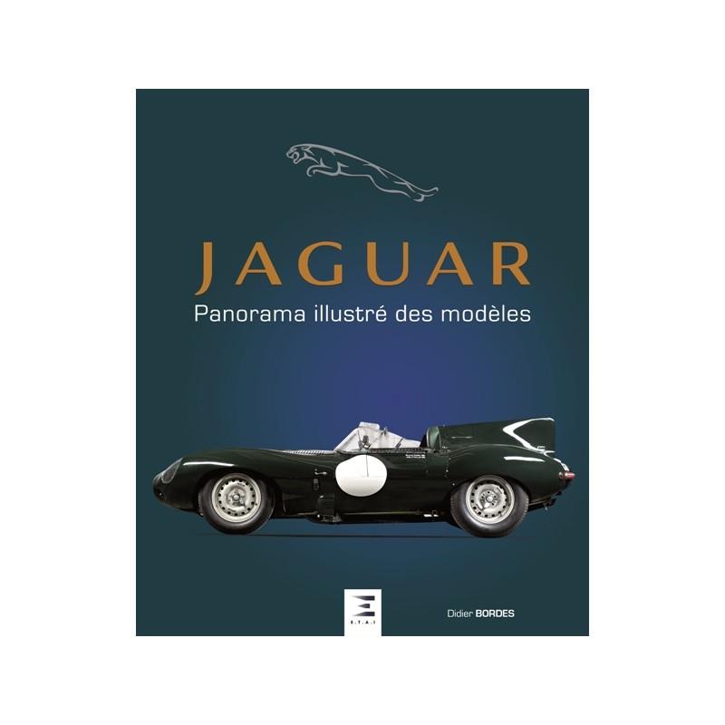 Jaguar Panorama illustree des modeles