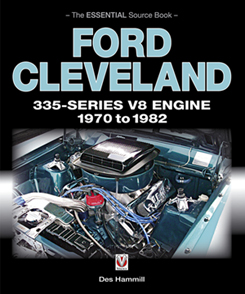 Ford Cleveland 335 Series V8 1970-82