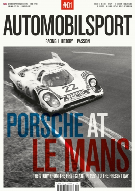 Porsche Le Mans:1951-Today (Vol 1 Automobilsport)