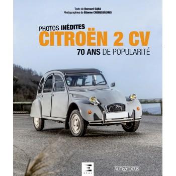 Citroën 2CV: 70 Ans de Popularité