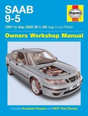 Saab 9-5 Petrol 1997-2005