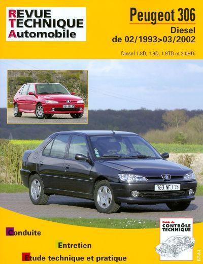 Peugeot 306 Diesel 1993-2002 (RTA114)