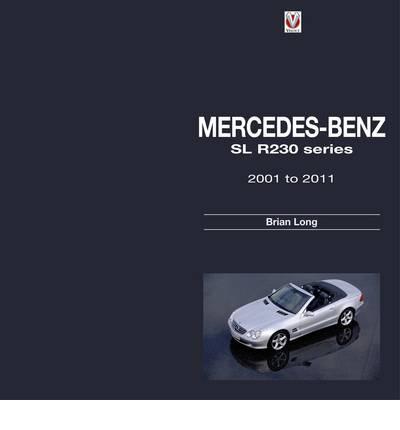 Mercedes Benz SL - R230 series 2001 to 2011