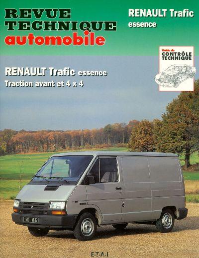 Renault Trafic Essence 1981-92 (RTA429)