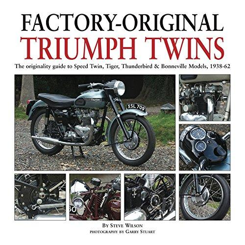 Factory Original Triumph Twins, 1938-62