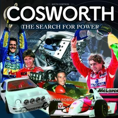 Ford Cosworth - The Search for power (6th Edition)