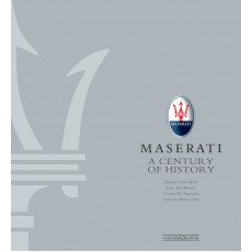 Maserati: A Century of History (Official Book)