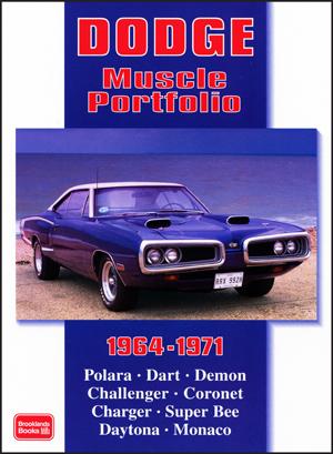 Dodge Muscle Portfolio 1964-71