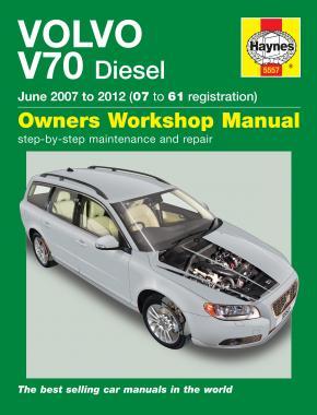 Volvo V70 Diesel 2007-12