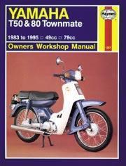 Yamaha T50 & 80 Townmate 1983-95
