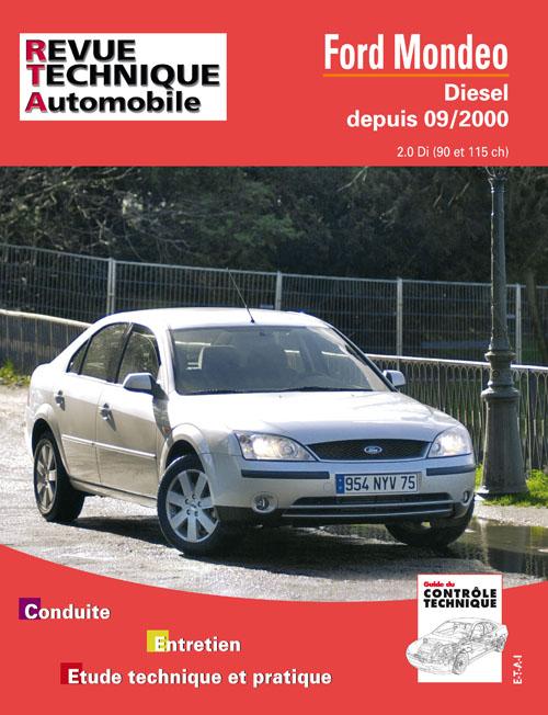 Ford Mondeo Diesel aprés Set-2000 (RTA648)