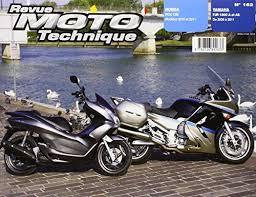 F162 Honda Pcx 125 10/11- Yamaha Fjr 1300a 06/11