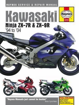 Kawasaki Ninja ZX-7R & ZX-9R 1994-04