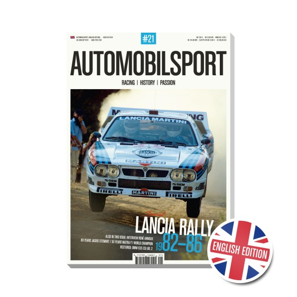 Rally Legend: Lancia 037 (Vol. 21 Automobilsport)