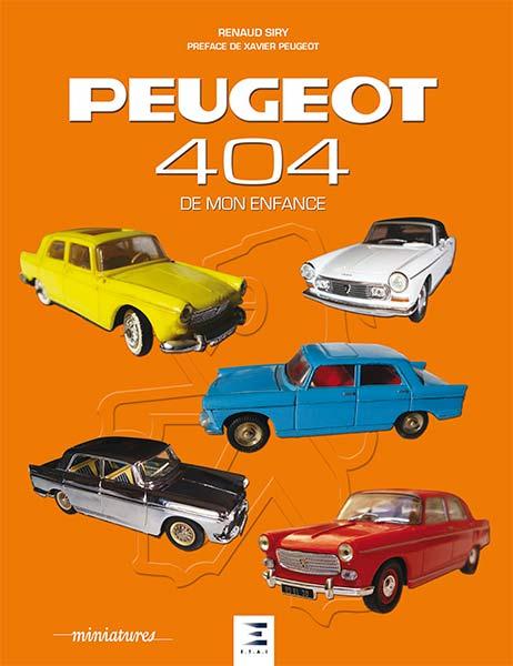 Peugeot 404 de mon enfance