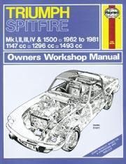 Triumph Spitfire 1962-81