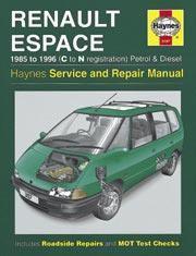 Renault Espace 1985-96