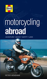 Motorcycling Abroad