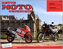F87 Honda CBR600F 91-98 Yamaha XTZ660 Ténéré 91-96