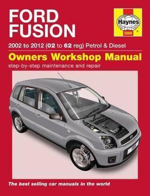 Ford Fusion Petrol & Diesel 2002-12