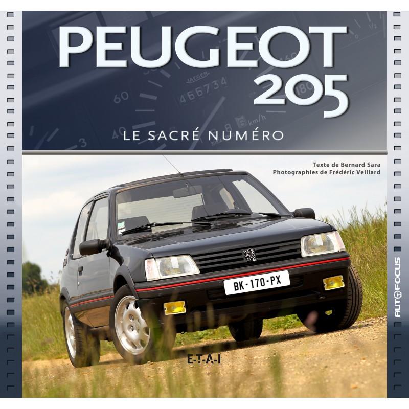 Peugeot 205: La sacré numero