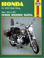 Honda GL 1000 Gold Wing 1975-79