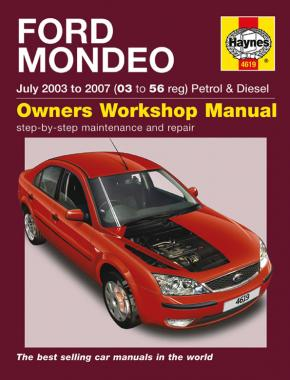 Ford Mondeo Gasolina & Diesel 2003-07
