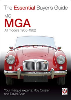 MGA 1955-1962 - Essential Buyer's Guide