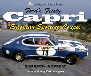 Ford's Feisty Capri:European Sporting Coupes 67-87
