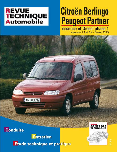 Peugeot Partner, Citroën Berlingo RTA602