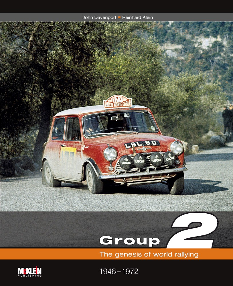 Group 2 - The genesis of world rallying 1946-72